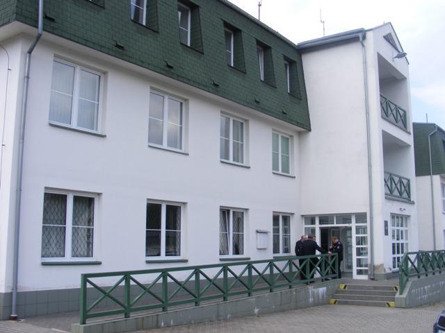 Petrovice - Společné centrum policejní a celní spolupráce se SRN