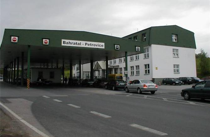 Petrovice - celnice v roce 2007