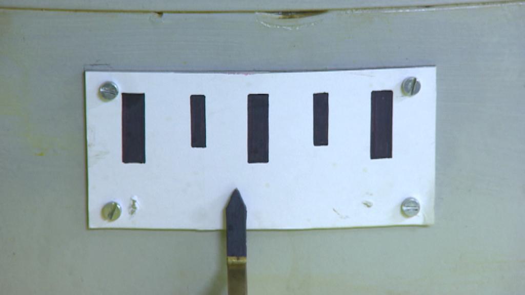 Nová turbína lipenské elektrárny - indikátor