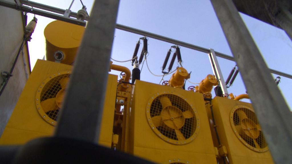 Lipenská vodní elektrárna