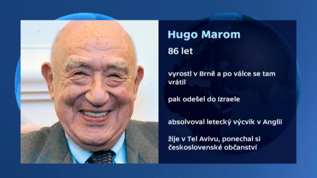 Hugo Marom, tzv. Wintonovo dítě