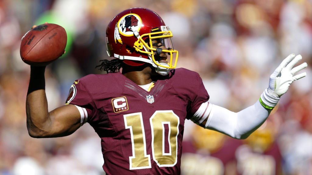 Hráč Washington Redskins