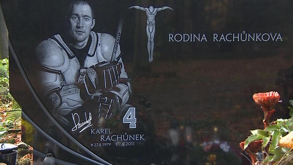 Hrob Karla Rachůnka