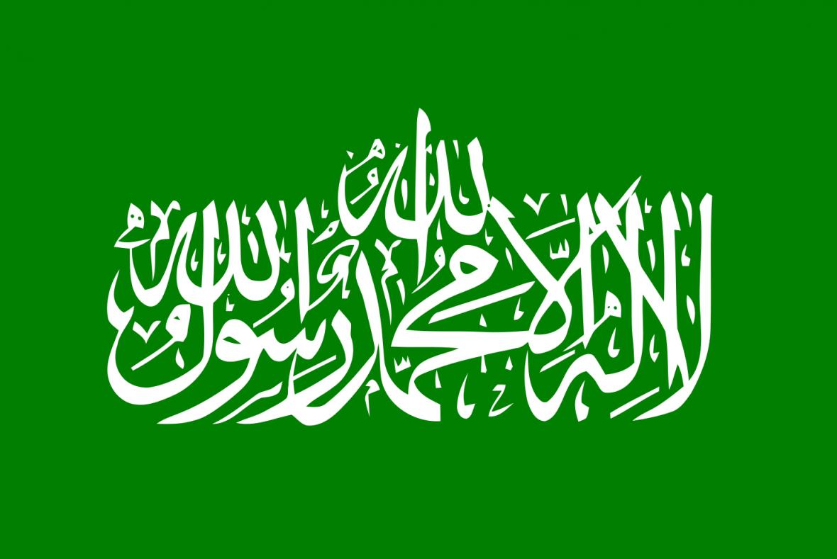 Vlajka Hamasu