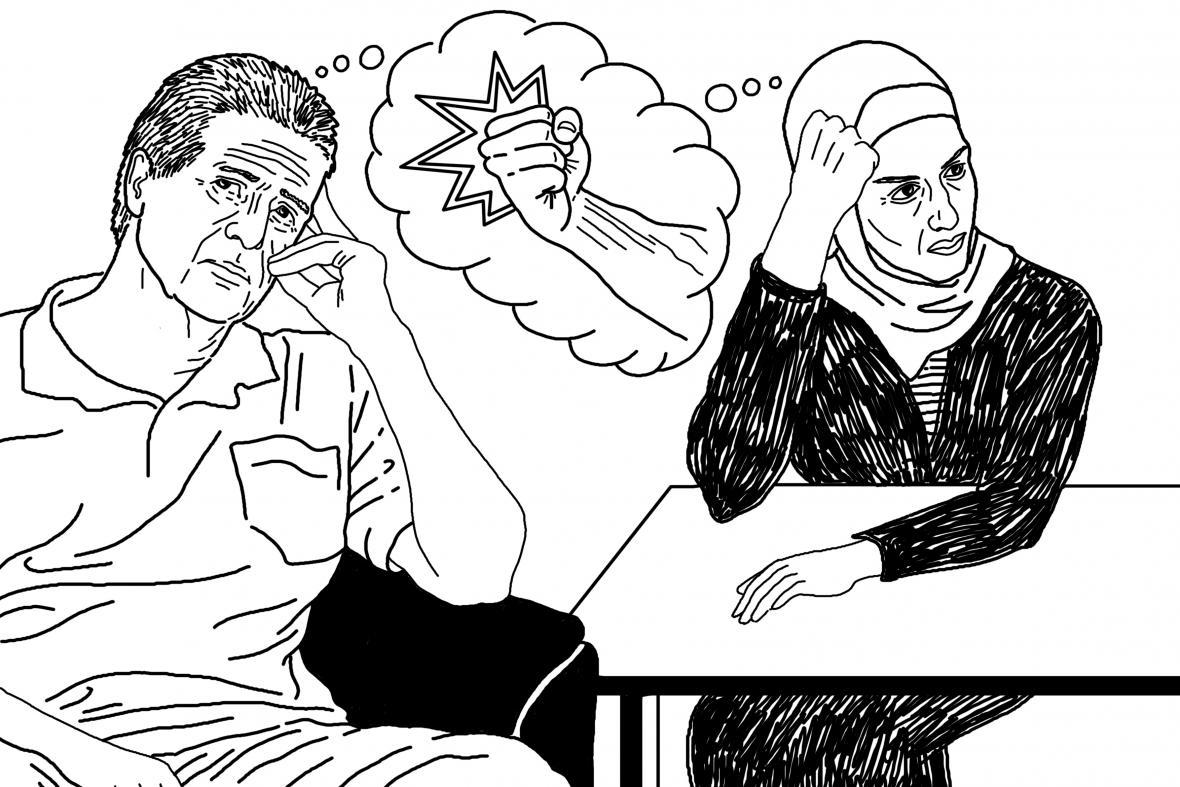 Násilí na severním Kavkaze (příběh Sajd-Salech)