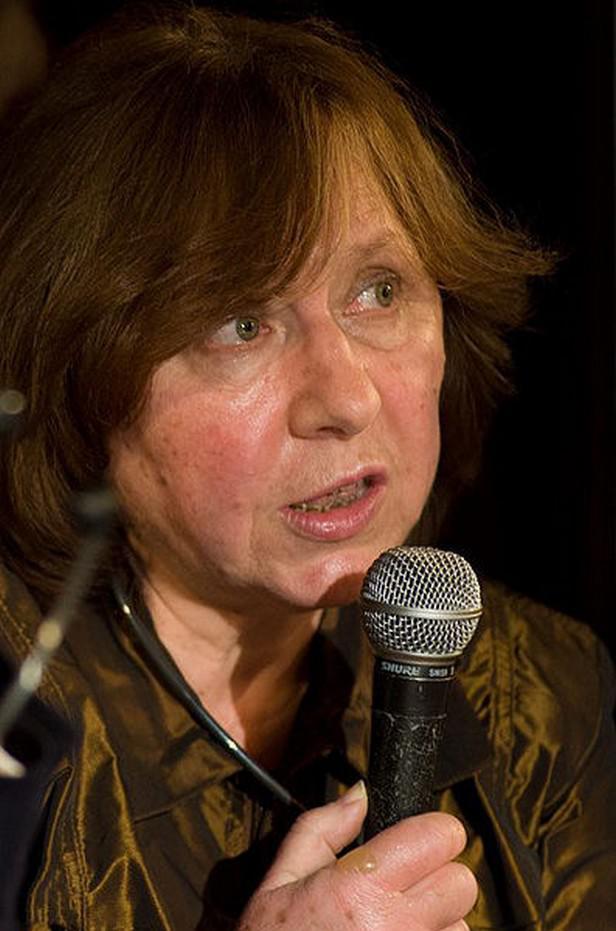 Světlana Aleksijevičová