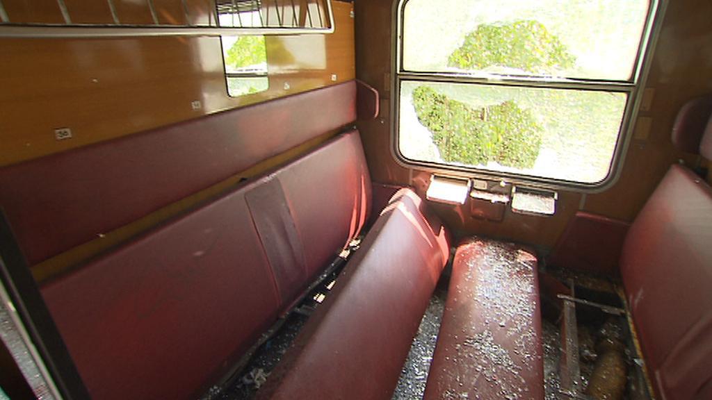 Konec života koženkových sedadel