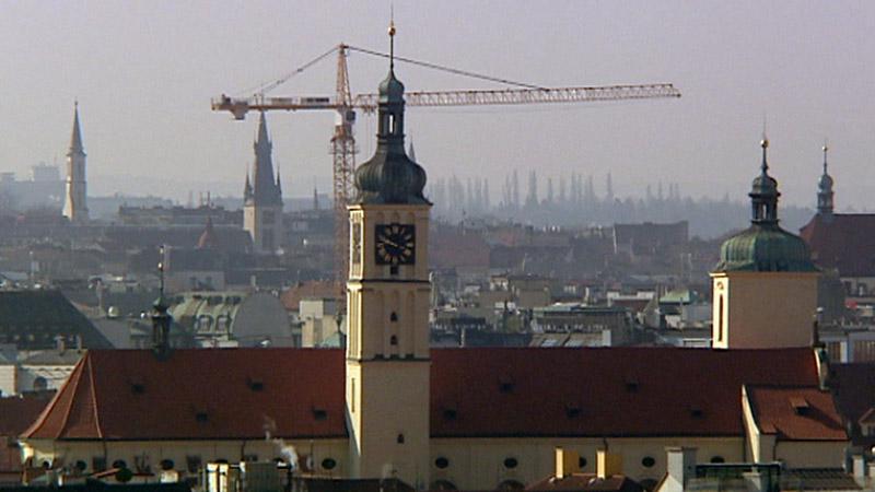 V Praze se stále staví
