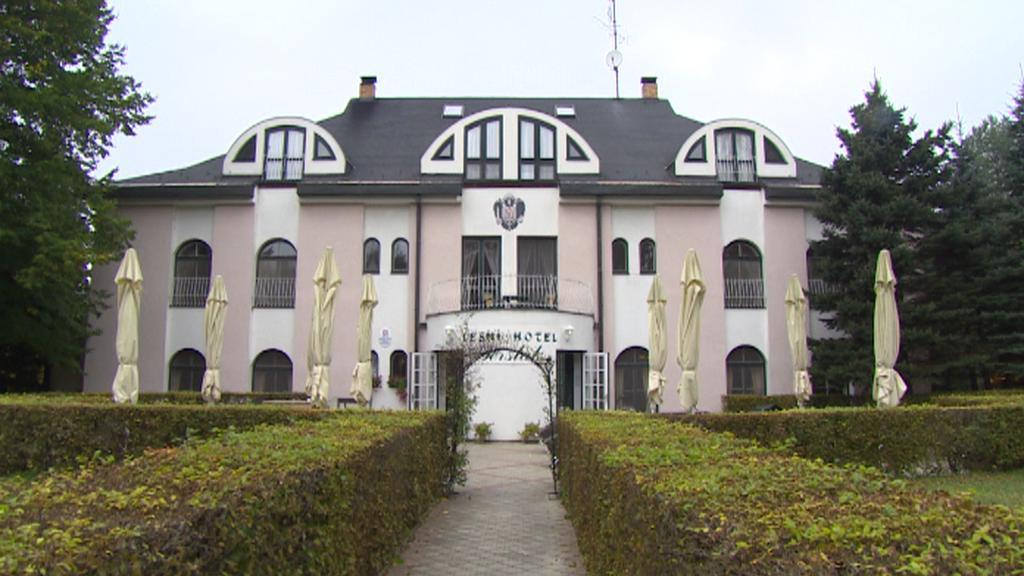Bývalá rota Peršlák - současný hotel