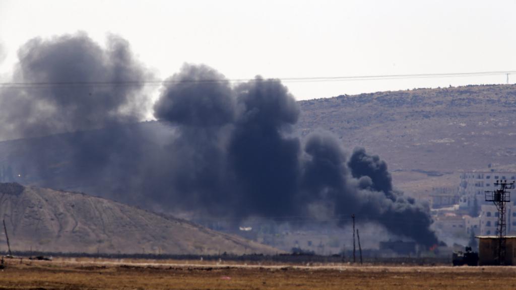 Boje o město Kobani