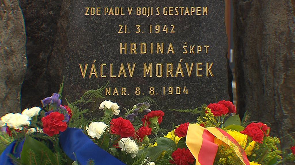 Památník Václava Morávka