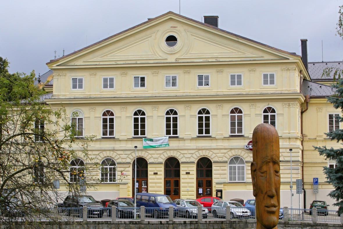 Kulturní dům Slavie v Českých Budějovicích