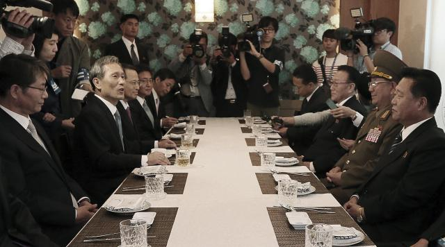Delegace KLDR v Soulu
