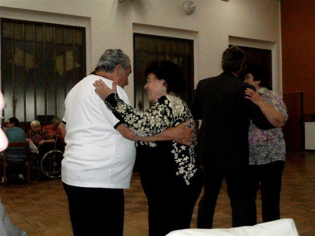 Setkání důchodců - Koštice
