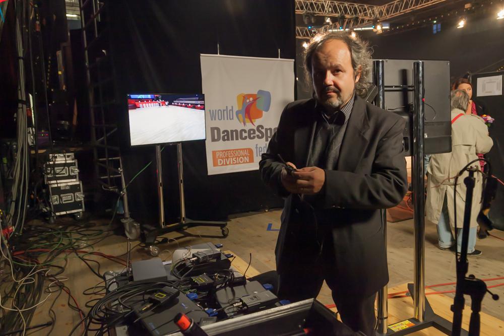 Rostislav Kunetek, zvukař