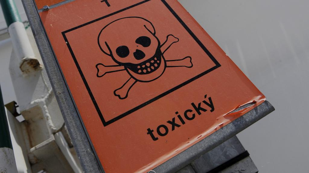 Symbol toxické látky