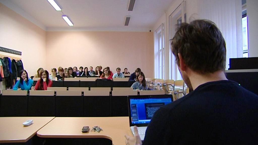 Vysokoškolská přednáška