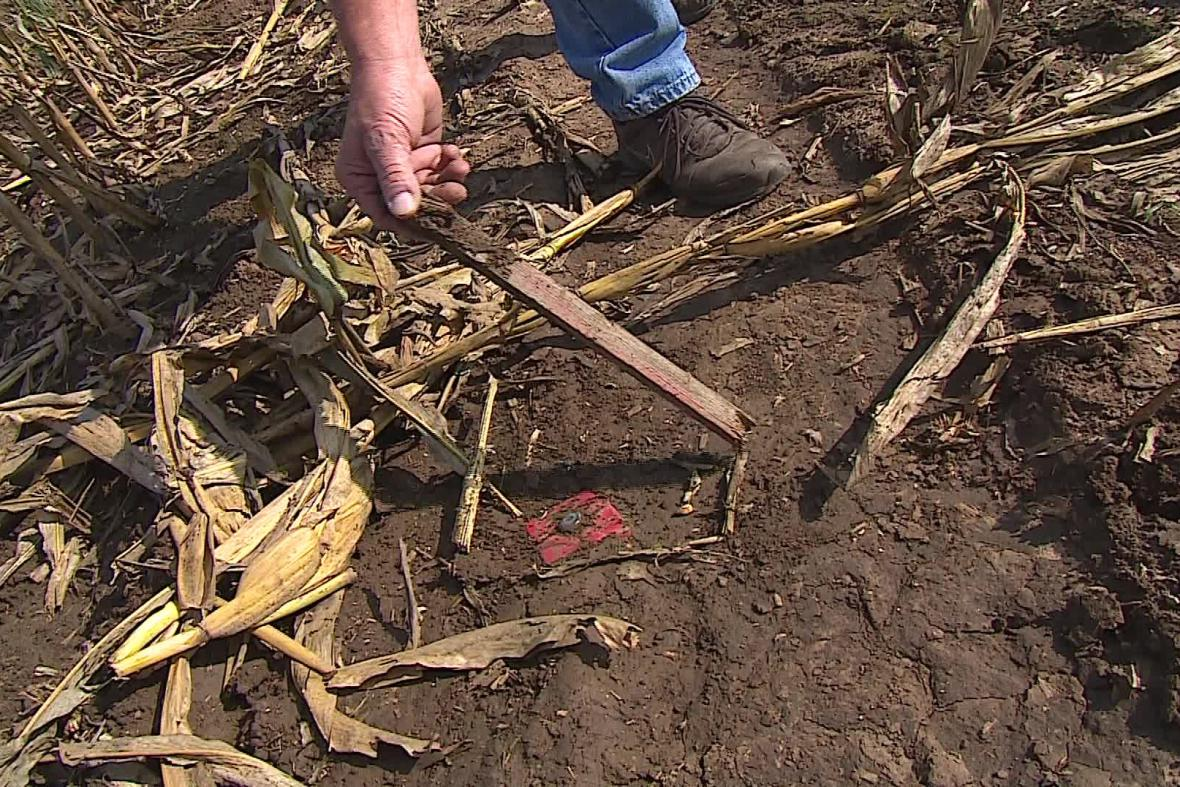 Firma Agros podle zemědělců nerespektuje hranice pozemků