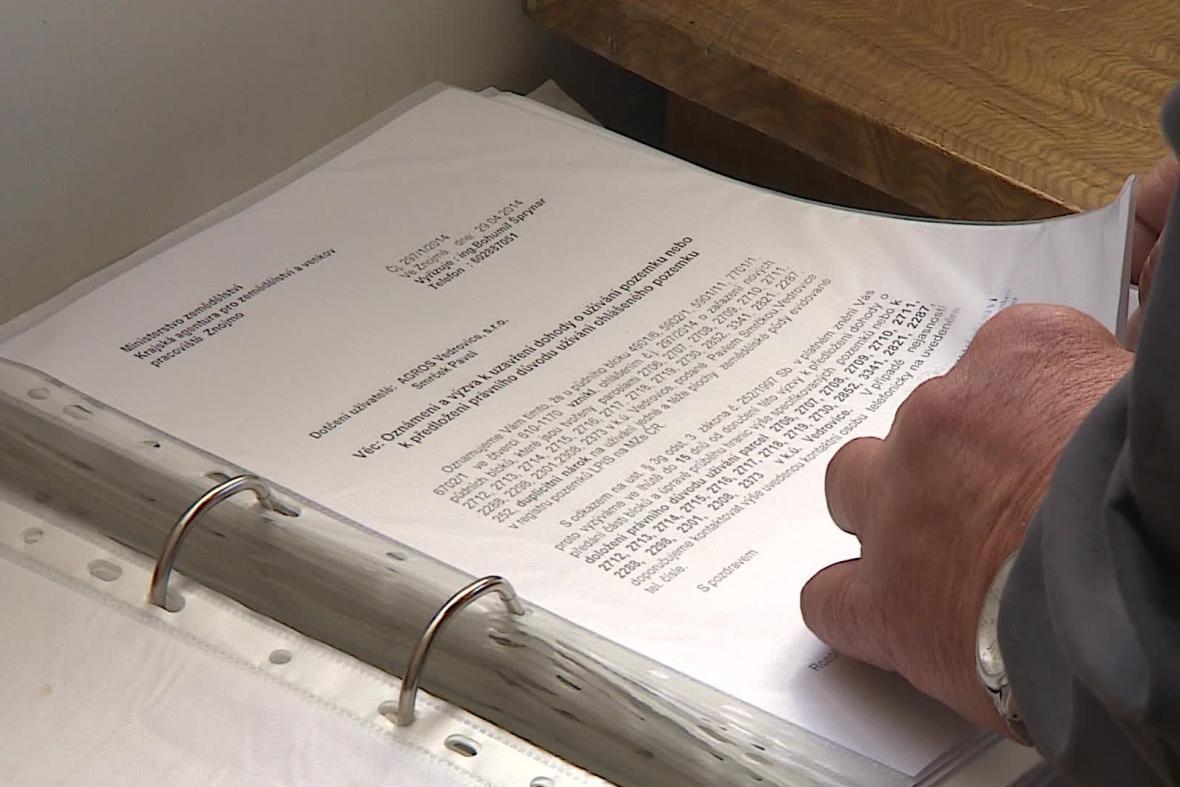 Zemědělci podali na Agros Vedrovice trestní oznámení