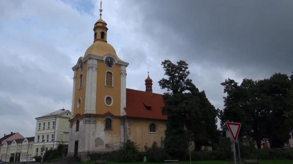Kostel sv. Víta v Kolíně