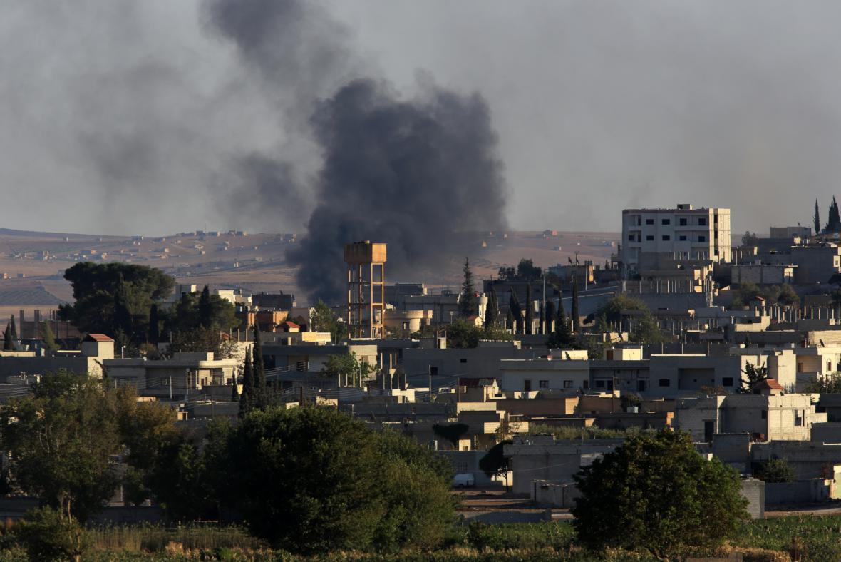 Padne-li Kobani, bude to problém i pro Turecko