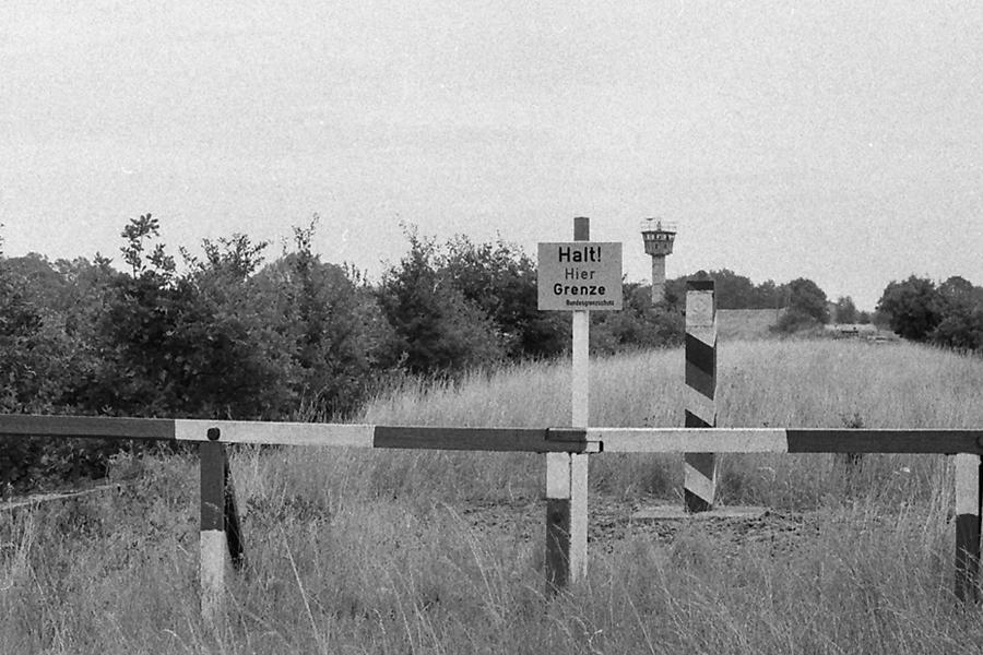 Vnitroněmecká hranice, Nienbergen (minulost)
