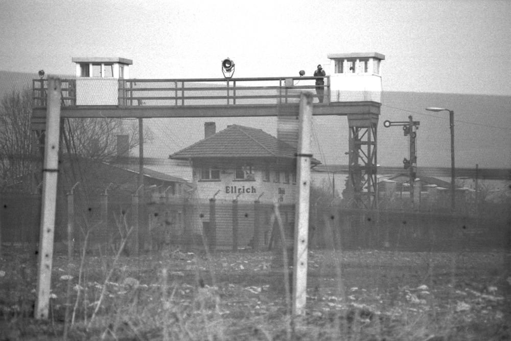 Vnitroněmecká hranice, Ellrich (minulost)