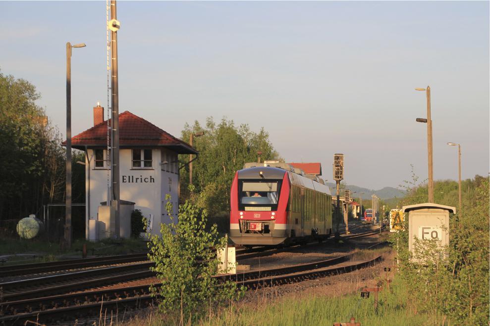 Vnitroněmecká hranice, Ellrich (současnost)