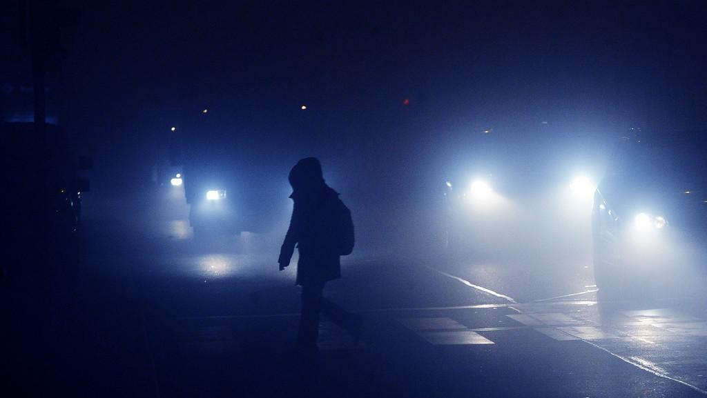 Dusivá mlha