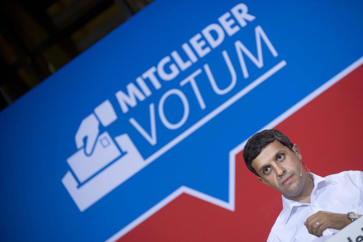 Bude Raed Saleh novým primátorem Berlína?