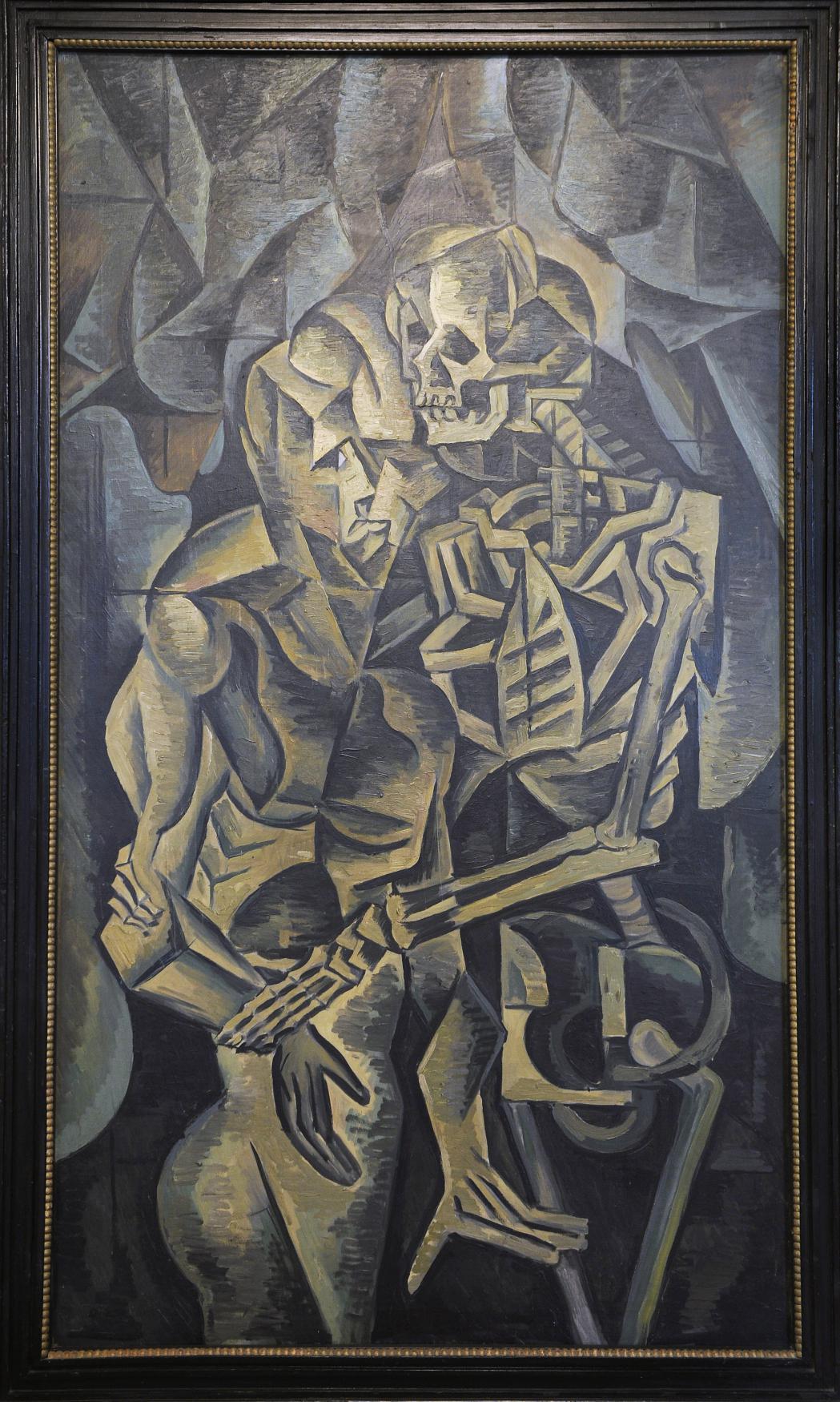 Bohumil Kubišta - Polibek smrti