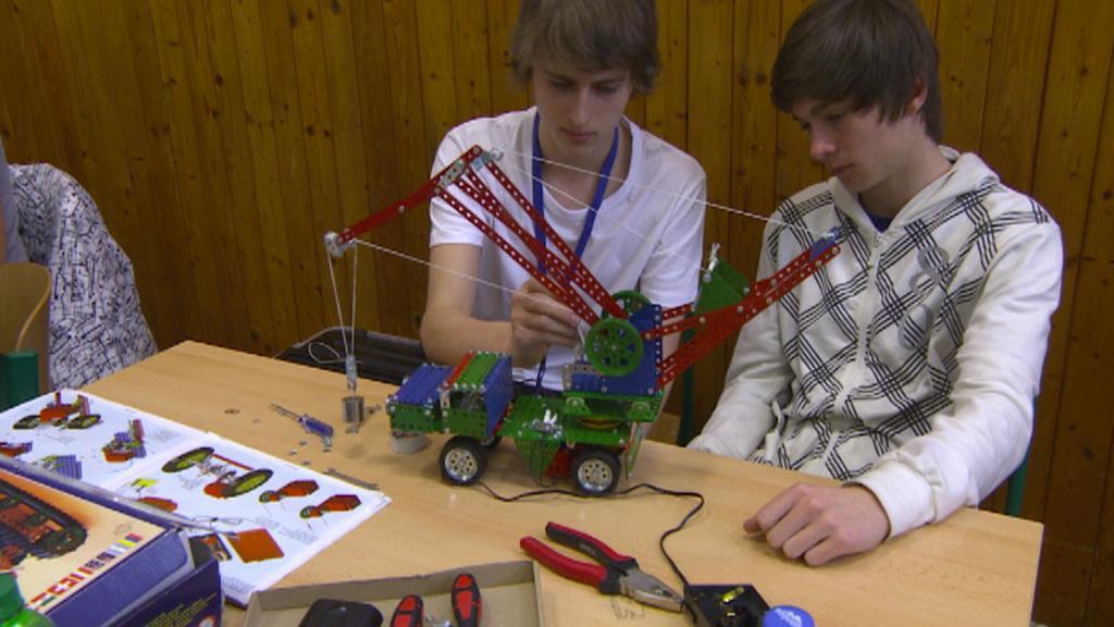 Projekt Merkury do škol na Pelhřimovsku