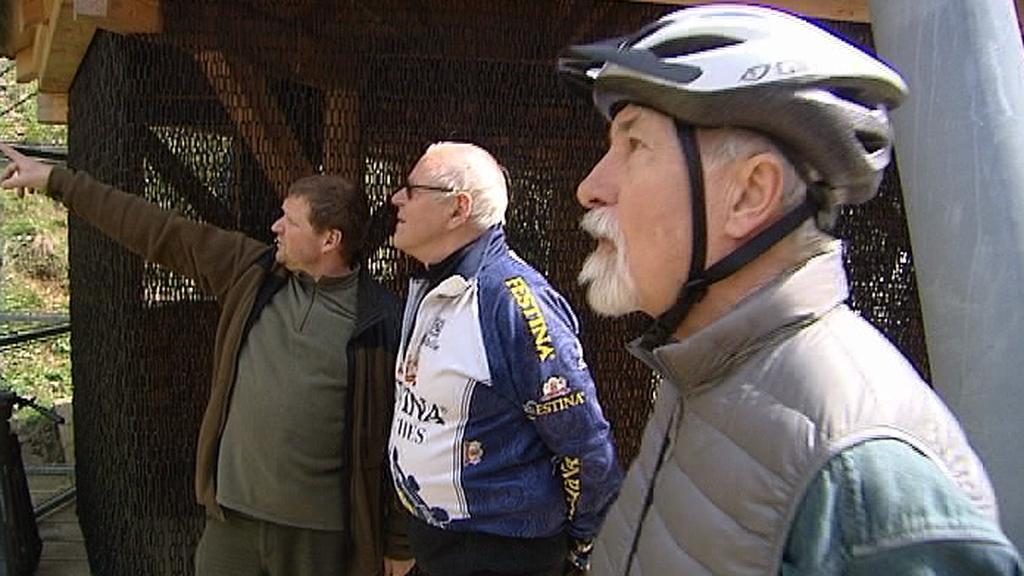 Návštěvníci v sovinci - Borová Lada