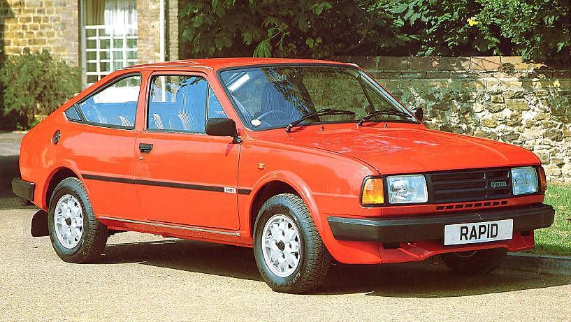 Škoda Rapid