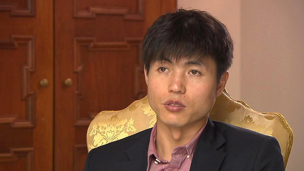 Sin Tong-hjok