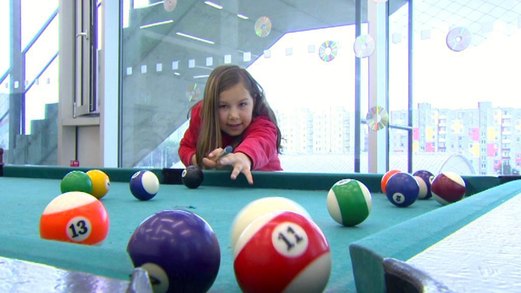 Volnočasové aktivity dětí v komunitním centru