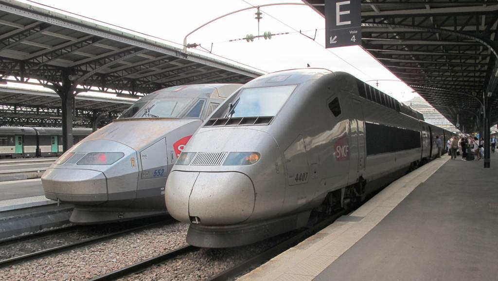 TGV dvou generací