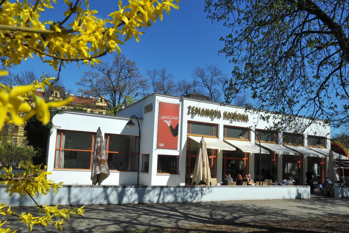 Zemanova kavárna v Brně