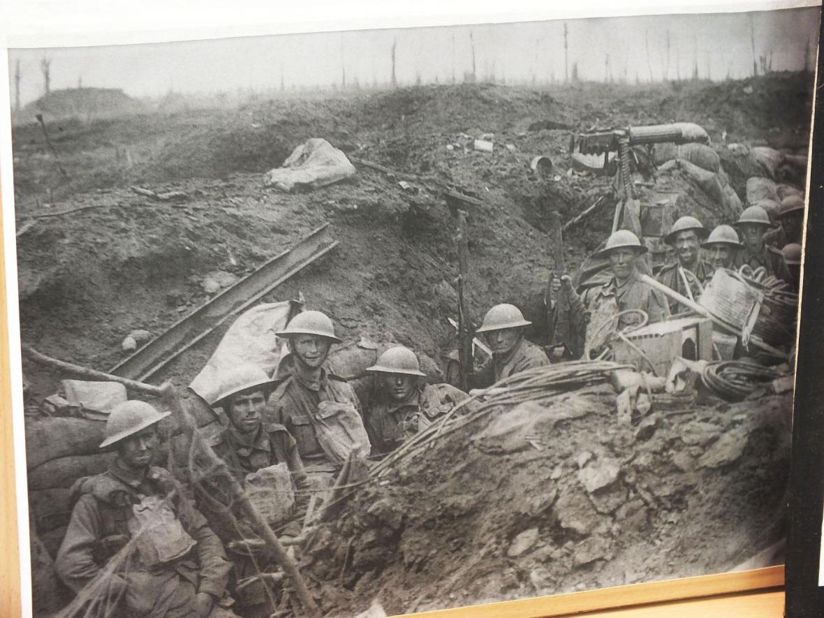 Výstava v Boskovicích k výročí začátku 1. světové války