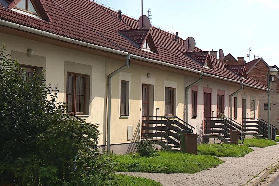 Domy v Milokošti