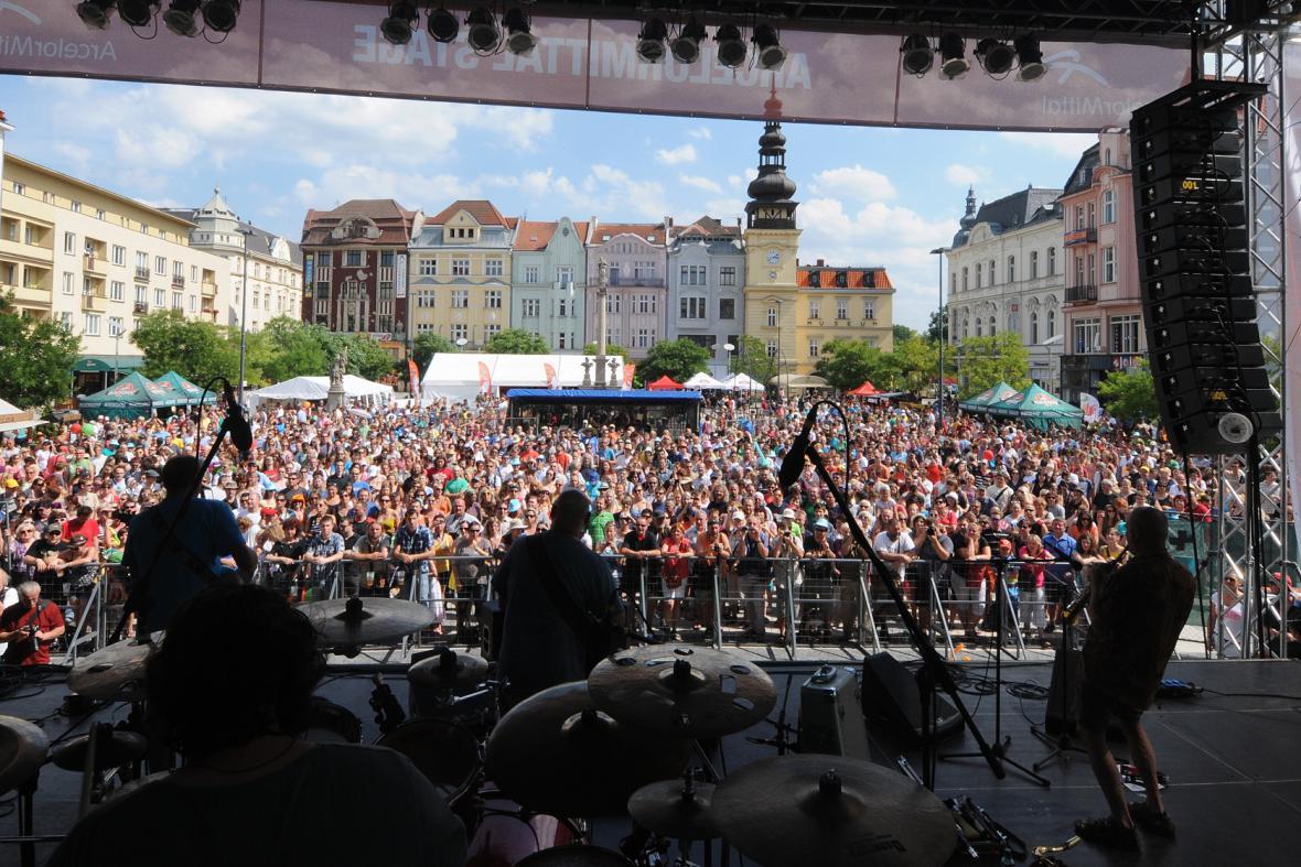 Colours of Ostrava 2013 - den 2.