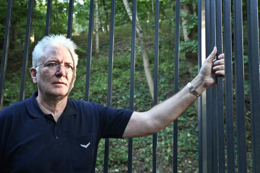 Bývalý uprchlík z NDR Hans