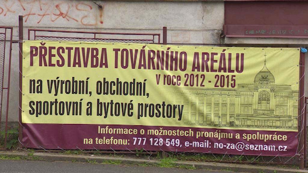 Původní plán na přestavbu areálu bývalé textilky v Rokytnici nad Jizerou