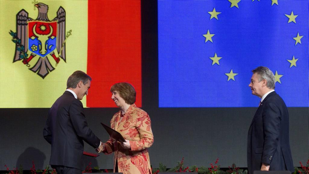 Moldavsko se přibližuje k unii