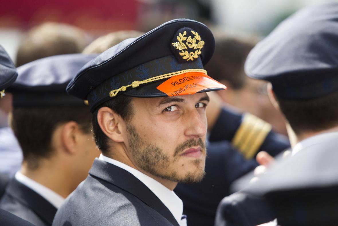 Stávkující piloti Air France