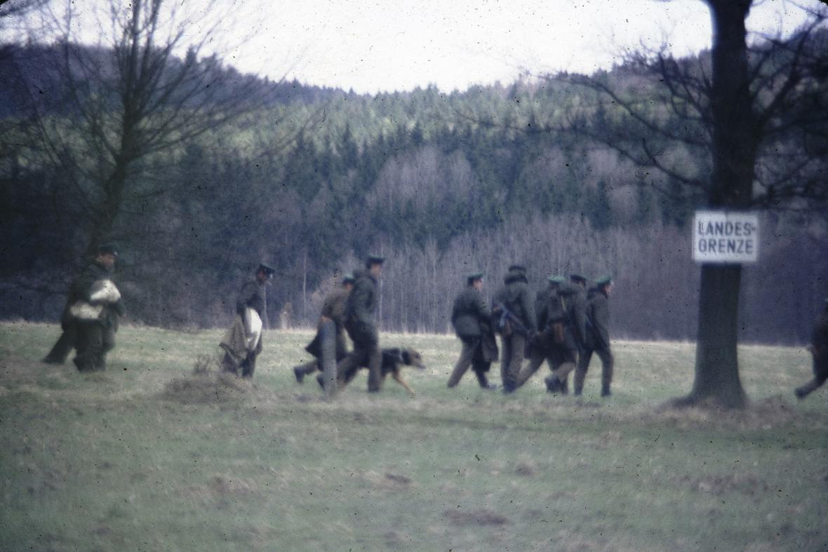 Česko-bavorská hranice před rokem 1989