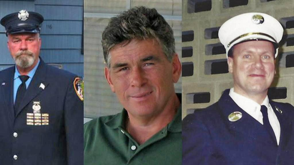 Daniel Heglund, Robert Leaver a Howard Bischoff