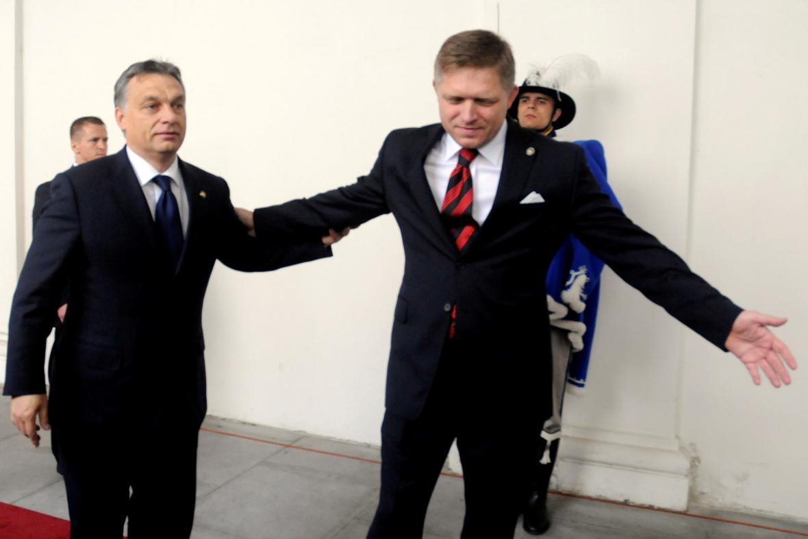 Premiéři obou zemí k sobě postupně našli cestu