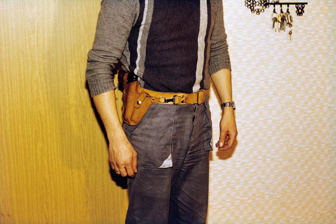 Manuál k zatčení příslušníky Stasi
