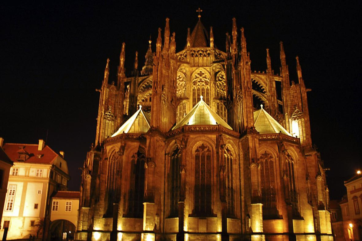 Katedrála svatého Víta, Václava a Vojtěcha